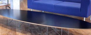 ハーマンミラー/Herman Miller|エリプティカルテーブル サーフボードテーブル イームズ