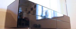 カッシーナ・イクスシー/Cassina ixc. |ロータス/LOTUS シアターボード ブラック