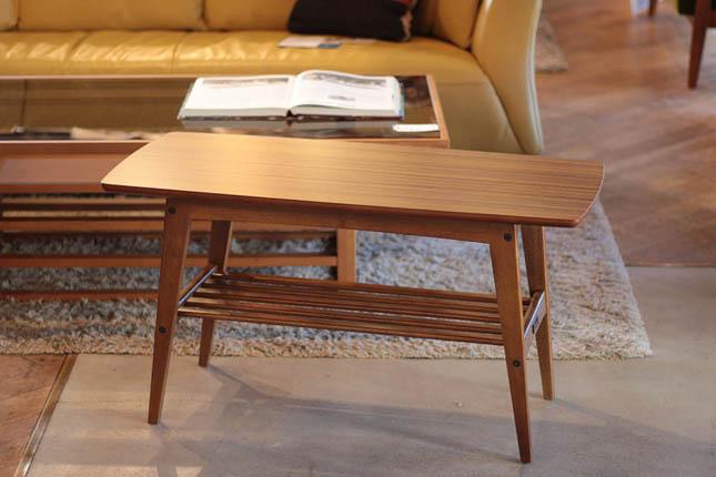 カリモク60 リビングテーブル 小