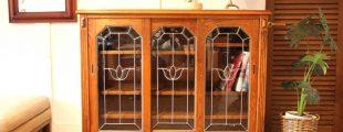三越家具|ブルージュ/Brugge VE606 サイドボード 本棚