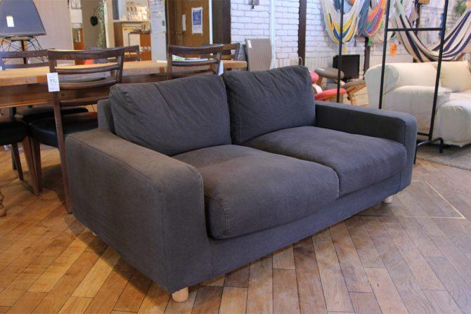 10年以上酷使したソファーとお別れ今日から新しいソファーやっぱり家具は無印