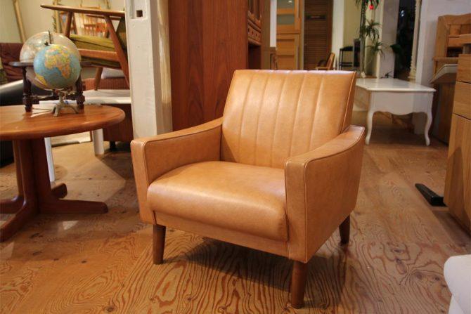 カリモク×ウニコ|US21 ソファ sofa 1 seater イージーチェア