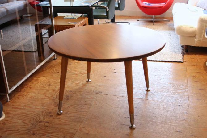 柏木工|シビル ダイニングラウンドテーブル サロンテーブル