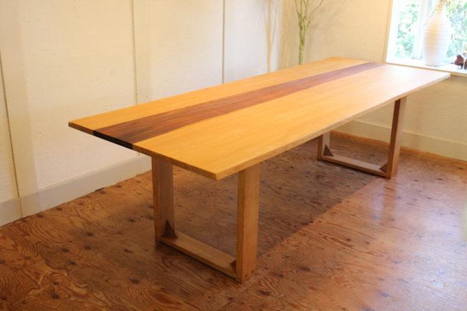日進木工 ダイニングテーブル 買取