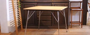 ハーマンミラ/HermanMiller〉フォールディングテーブル DTM-2 ヴィトラ イームズ