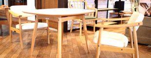 カリモク60 | Dテーブル&Dチェア ダイニング3点セット