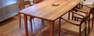 デューロン/dyrlund|ダイニングテーブル