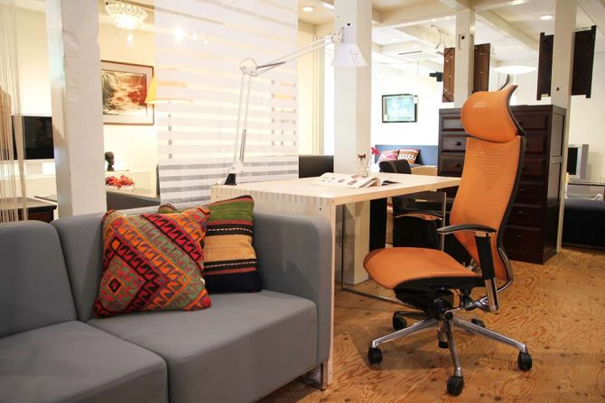 オカムラ|バロン/Baronチェア ハイバックヘッドレスト付 オフィスチェア