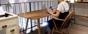 アーコール社製|リフェクトリーテーブル ダイニングテーブル 英国製