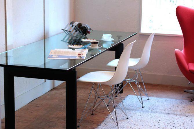 カッシーナ/Cassina|ダイニングテーブル LC6 ル・コルビュジエ