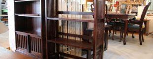 松本民芸家具|117型 書棚 民芸家具