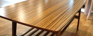 カリモク60|リビングテーブル 大 ウォールナット