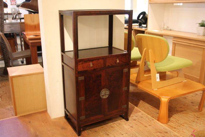 松本民芸家具| ♯132型 朝鮮棚 小ぶりな飾り棚