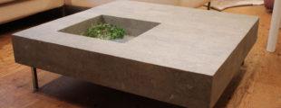 フクラ|ヴォイド/Void スクエアテーブル シボネ取り扱い