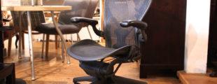 ハーマンミラー/Herman Miller|クラシック アーロンチェア フル装備 Bサイズ