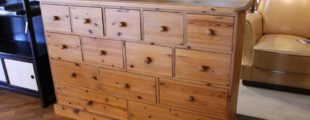 ペニーワイズ/Pennywise|チェスト カントリー家具を春日井市へ出張買取しました。