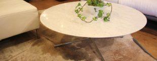 カッシーナ・イクスシー/Cassina ixc. |ジェリー/JELLY ローテーブル 大理石