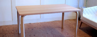 ウニコ/unico|ストゥーディ/STUDI ダイニングテーブル
