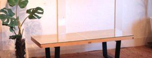 ハーマンミラー|プラットフォームベンチ/ネルソンベンチ ジョージネルソン w122