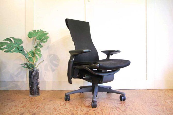 ハーマンミラー/hermanmiller | エンボディチェア/Embody Chairs ワークチェア 事務椅子