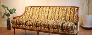 ドレクセルヘリテイジ|アップホルスタリー/Upholstery 3人掛けソファ
