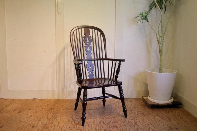 松本民芸家具|44A型 アームチェア ウィンザーチェア