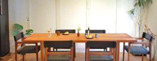 リッツウェル/Ritzwell|EXテーブル イビサフォルテ/IBIZA FORTE JK814 アームチェア ダイニング7点セット