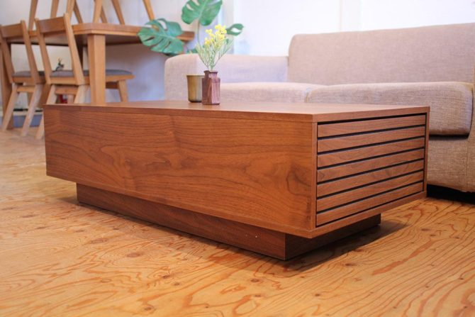 広松木工 ベラクレッパセンターテーブル