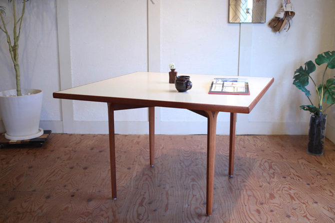 天童木工 ヴィンテージダイニングテーブル