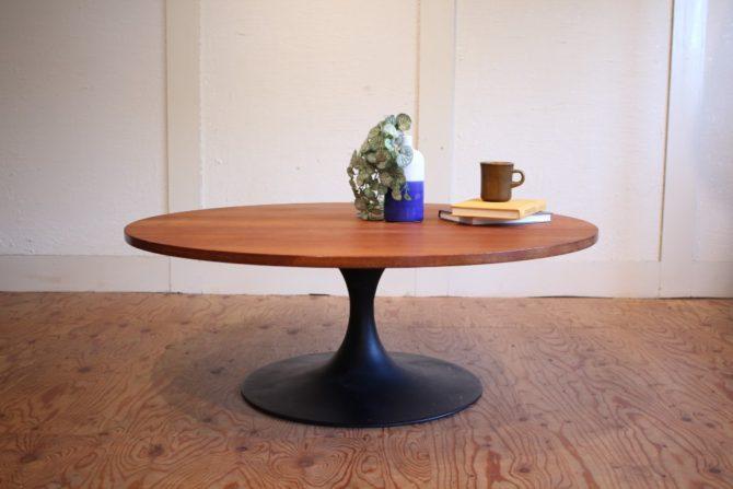 北欧家具スウェーデン製 ヴィンテージテーブル チーク材