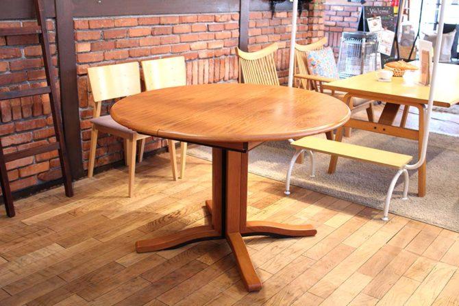 スコービーskovby エクステンションテーブル