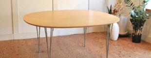 フリッツハンセン スーパー円テーブル Bテーブル
