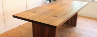 アルフレックス|リーヴァRiva セレリナテーブル 無垢材テーブル