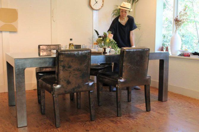 トーヨーキッチンスタイル|銀嶺シリーズの家具を買取します。