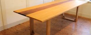 日進木工|ダイニングテーブル 無垢材テーブル