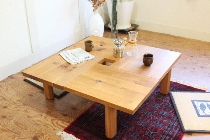 飛騨産業 森のことば テーブル