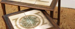 デンマーク製ヴィンテージネストテーブル