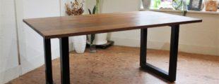 マスターウォール ワイルドウッドダイニングテーブル