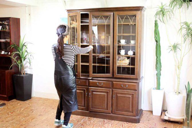 カリモク ドマーニ 食器棚