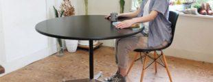 イームズ コントラクトベーステーブル