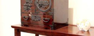 門間屋 仙台箪笥 弐番小箪笥