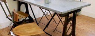 ジャーナルスタンダードファニチャー ブルージュ ファクトリーテーブル