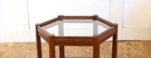 アクメファニチャー ブルックスヘキサゴンテーブル
