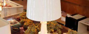 カルテル ブルジー テーブルランプ