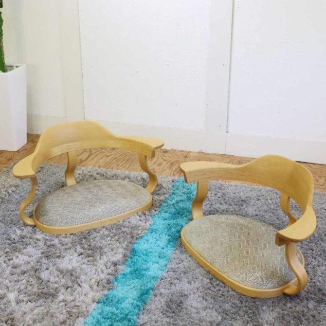 カンディハウス コハン座椅子