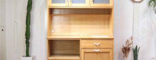 モモナチュラル ランド 食器棚