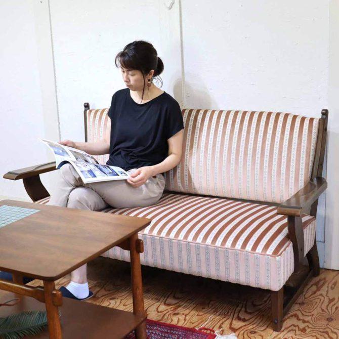 永田良介商店 533型ソファ